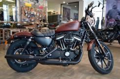 Harley-Davidson Sportster Iron 883. 883 куб. см., исправен, птс, с пробегом