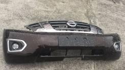 Бампер. Nissan Patrol, Y62 Двигатель VK56VD. Под заказ