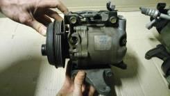 Компрессор кондиционера. Subaru Impreza, GG3, GG2, GGB, GGA, GDB, GDA Двигатели: EJ207, EJ205, EJ152