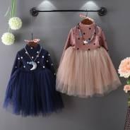 Платья бальные. Рост: 98-104 см