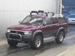 Двигатель в сборе. Toyota Hilux Surf, VZN130G, LN130G, LN130W, KZN130G, KZN130W, YN130G Двигатели: 2LT, 3VZE, 2LTE, 3YE, 1KZTE