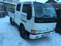 Nissan Atlas. Продается грузовик 2-х кабинник 4вд. Атлас, 2 700 куб. см., 1 250 кг.