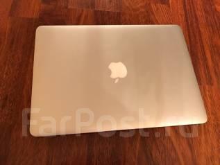 "Apple MacBook Air 13. 13"", диск 8 Гб, WiFi, Bluetooth, аккумулятор на 9 ч."
