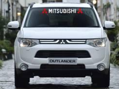 Наклейка. Mitsubishi