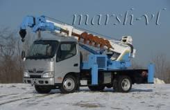 Toyota Toyoace. Продам буровую 2012 г. полная пошлина, без пробега, 4 000 куб. см., 3 000 кг.
