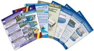 Печать/дизайн/изготовление листовок/флаеров/каталогов/брошюр/Papirusdv