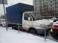 ГАЗ 3302. ГАЗ Газель 3302 2008г., 2 400 куб. см., 1 500 кг.