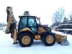 Caterpillar 434E. Продам погрузчик-экскаватор CAT 434E, 4 400 куб. см., 1,03куб. м.