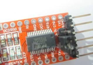 Модуль FT232RL Arduino mini, преобразователь USB - TTL 3,3V, 5V