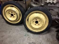 Bridgestone B330. Летние, износ: 5%