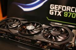 GIGABYTE GeForce GTX 970. Под заказ