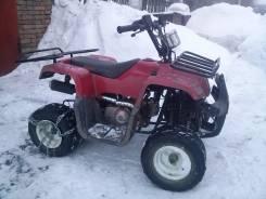 Irbis ATV70U. исправен, есть птс, с пробегом