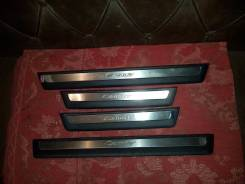 Накладка на порог. Toyota Camry, ASV50, ACV51, ASV51, GSV50