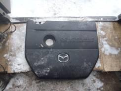 Крышка двигателя. Mazda Mazda6, GH Двигатель LFDE