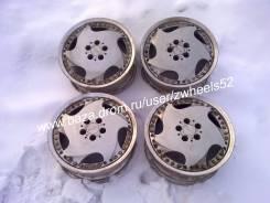 Разборные диски Randia Stern r16 7j 5х100. 7.0x16, 5x100.00, ET52, ЦО 65,1мм.