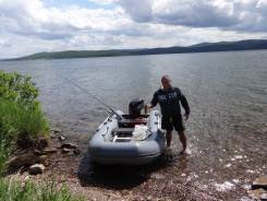 Sea-Pro. 15,00л.с., 2х тактный, бензин, Год: 2012 год