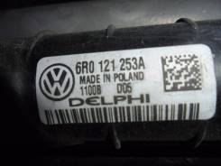 Радиатор охлаждения двигателя. Audi A1 Volkswagen Polo, 612,, 602, 6R1 Skoda Rapid