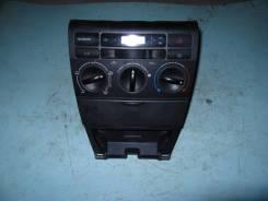 Блок управления климат-контролем. Toyota Corolla, NZE124 Двигатель 1NZFE
