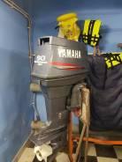 Yamaha. 90,00л.с., 2х тактный, бензин, нога L (508 мм), Год: 1998 год