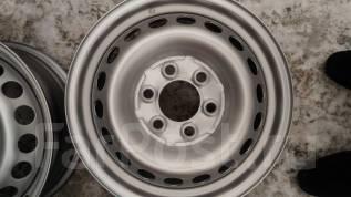 Новые родные диски R16 на Спринтер или Крафтер. 6.5x16, 6x130.00, ET62, ЦО 84,1мм.