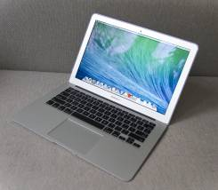 "Apple MacBook Air 13. 13"", 1,7 ГГц, ОЗУ 4096 Мб, диск 120 Гб, WiFi, Bluetooth, аккумулятор на 5 ч."