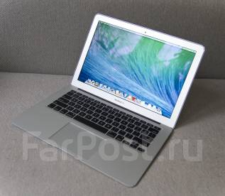 "Apple MacBook Air 13. 13"", 1,7ГГц, ОЗУ 4096 Мб, диск 120 Гб, WiFi, Bluetooth, аккумулятор на 5 ч."