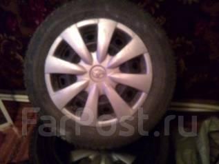 Dunlop SP. Зимние, без шипов, износ: 10%, 3 шт