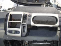 Консоль панели приборов. Nissan Serena, C25, CNC25, NC25, CC25 Двигатель MR20DE