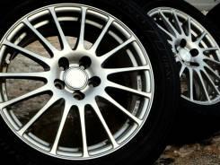 Bridgestone. 6.5x16, 5x100.00, ET45, ЦО 73,0мм.