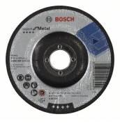 Круг зачистной по металлу 125*6*22, Bosch, 2 608 600 223