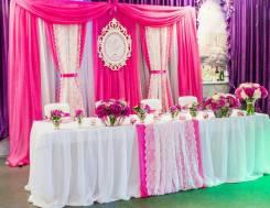 Декор бизнес класса Вашей свадьбы всего за 15000!