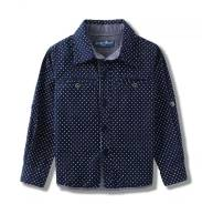 Рубашки. Рост: 98-104, 104-110, 110-116, 116-122, 122-128, 128-134 см