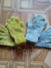 Перчатки. Рост: 110-116 см