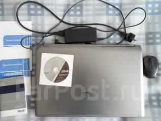 "Asus N73SV. 17.3"", 2 800,0ГГц, ОЗУ 8192 МБ и больше, диск 500 Гб, WiFi, Bluetooth, аккумулятор на 2 ч."