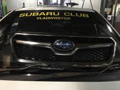 Решетка радиатора. Subaru XV Subaru Impreza XV