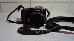 Nikon Coolpix L810. 20 и более Мп, зум: 14х и более. Под заказ
