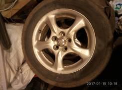 Toyota Caldina. 5.0x15, 5x100.00, ET42