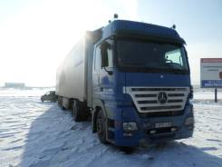 Mercedes-Benz Actros. Мерседес Actros 1844, 12 000 куб. см., 18 000 кг.