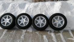Продам комплект колёс Pirelli Icecontrol 2012г 215/60R16. 7.0x16 5x114.30 ET-88 ЦО 58,0мм.