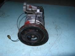 Компрессор кондиционера. Mitsubishi Challenger, K96W Двигатель 6G72