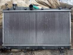 Радиатор охлаждения двигателя. Subaru Legacy, BL5, BLE, BP5 Двигатели: EJ20X, EJ20