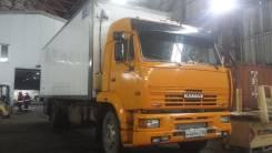 Камаз 53605. Продаётся Камаз 5360 Фургон тёплый 50 кубов!, 12 000 куб. см., 10 000 кг.