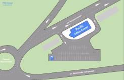 БЦ «Pacific Office Center» — первый этаж — уникальные характеристики. Улица Некрасовская 36, р-н Некрасовская, 960 кв.м.