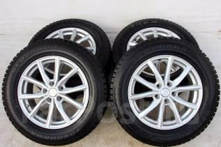 Колёса с шинами =Manaray= R17! 2012 год! Протектор 9 мм (№ 50976). 7.0x17 5x114.30 ET48