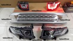 Стоп-сигнал. Toyota FJ Cruiser, GSJ10, GSJ15W, GSJ15