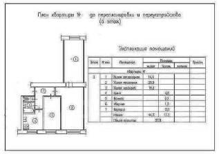3-комнатная, улица Солнечная 21. частное лицо, 58 кв.м. План квартиры