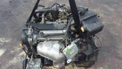 Двигатель. Toyota Duet, M100A Двигатель EJDE