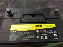 Delkor. 85 А.ч., правое крепление, производство Япония