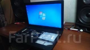 """Acer Aspire 5552G. 15.6"""", 2,2ГГц, ОЗУ 4096 Мб, диск 320 Гб, WiFi, Bluetooth, аккумулятор на 2 ч."""