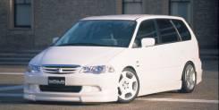Накладка на фару. Honda Odyssey, RA6, RA7, RA8, RA9 Двигатели: F23A, J30A
